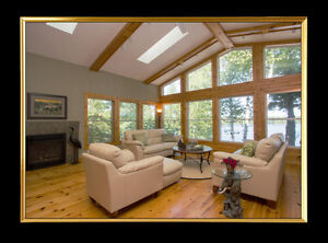 Crystal Lake - 4 season waterfront home for sale Kawartha Lakes Peterborough Area image 4