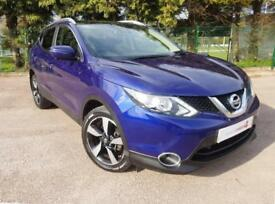 2015 15 Nissan Qashqai 1.5dCi N-TEC+ Diesel Manual with Navgation