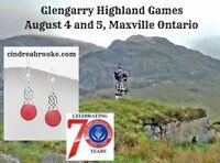 Glengarry Highland Games on Aug. 4 and Aug. 5, 2017