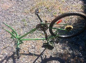 Bike needed  if anyone has a old bike I could use it
