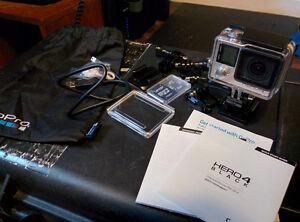 GoPro 4 Black FULL PACKAGE