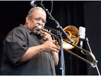 Trombone / trombonist wanted for funk band