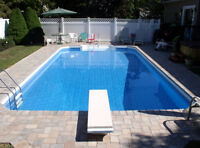Pool and Hot Tub Maintenance Opening a closings & water care