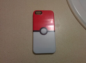 POKEBALL iPHONE 5/5S CASE