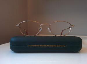 Designer Steel Women's Eyeglasses Frame