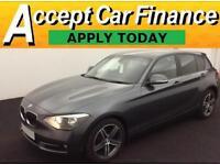 BMW 116 2.0TD ( bhp ) ( s/s ) Sports Hatch 2013MY d Sport FROM £67 PER WEEK!