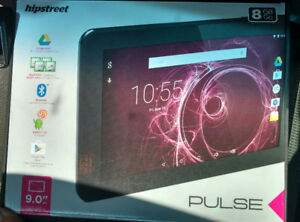 Hipstreet tablet like new in box