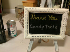 Wedding decor/ Candy Buffet Reduced prices