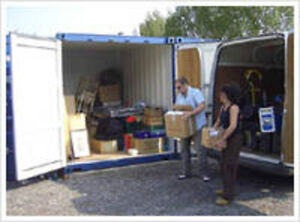 PORTABLE STORAGE UNITS..... FROM $65 P/MONTH. Kingston Kingston Area image 1