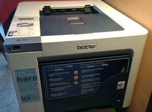 Brother 4040CN Colour Laser Printer with Networking