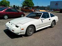 1986 Nissan 300zx 154000km
