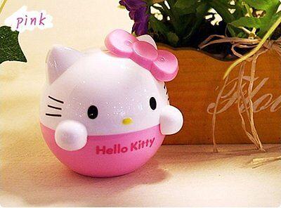 Hello Kitty Character Car Vehicle Home Air Freshener Air Perfume Pink