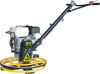 "Brand New 24"" Power Trowel, Honda GX 270 engine"