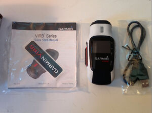 Garmin Virb Elite, action camera with GPS