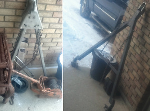 Tow BARS. [ both for$200.oo]  ... Open to Offers!!
