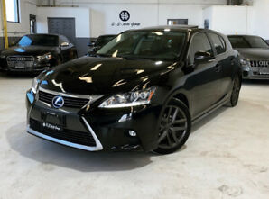 2014 LEXUS CT200H HYBRID|ACCIDENT FREE|BT AUDIO
