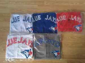 JERSEY JOE - Toronto Blue Jays Jerseys - All colours - All tags