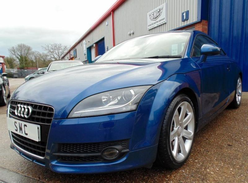 2006 audi tt 3 2 v6 quattro 3dr in bishops stortford. Black Bedroom Furniture Sets. Home Design Ideas