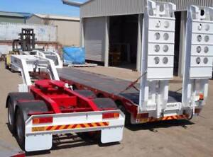 2019 FREIGHTMORE QUAD AXLE FLOAT WIDENERS SEMI TRAILER Berrilee Hornsby Area Preview
