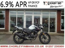 YAMAHA YS125 LEARNER LEGAL 125cc naked commuter city bike