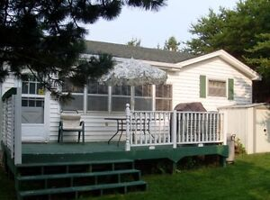 "3 Bedroom Cottage Rental, Shediac, NB ""The Bluff"""
