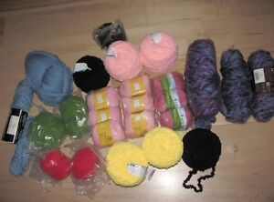 KNITTING WOOLFOR SALE!