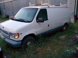 1998 Ford E-250 Econoline 250/ 4 SALE Or TRADE