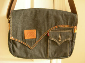 Levi's Black Denim Bag