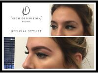 High Definition Brows - Mobile Stylist