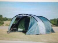 FAMILY ROYAL RHONE 4 PERSON DOMED TENT £79.00 NEW