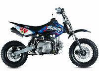 Thumpstar STOMP JUICEBOX 90 PIT BIKE Motocross