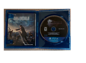 Final Fantasy XV PS4 - Mint Condition