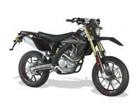 RIEJU MRT 125 MARATHON PRO BRAND NEW FOUR STROKE FULL GRAPHICS Yamaha Engine