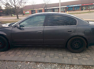 2005 Nissan Altima 3.5L Other