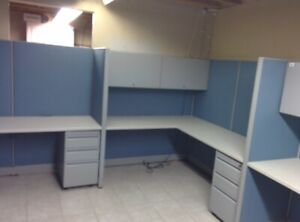 Workstations; Office Cubicles; Call Centre Cubicles