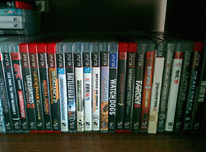 Ps3 games and console!