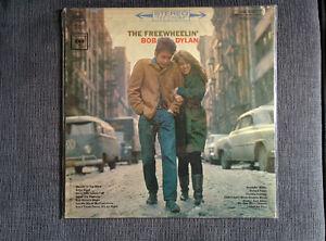 Bob Dylan - Freewheelin' (original 1963 stereo press)