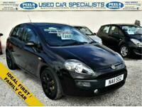 2011 FIAT PUNTO EVO 1.4 16V MULTIAIR GP 5 DOOR * BLACK * FAMILY / FIRST CAR