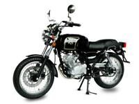 AJS TEMPEST CLUBMAN 125cc CLASSIC MOTORCYCLE