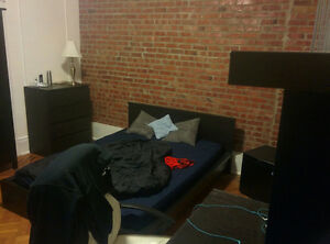 Room available Downtown June 1st (French and English below)
