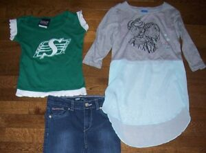 Girl Tops, Size 6X