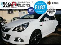 Vauxhall Corsa 1.6 ( 202bhp ) VXR Nurburgring Edition+F/VAUX/H+JAN 2018 MOT