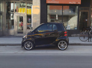 2011 Smart Fortwo Brabus Coupe (2 door)