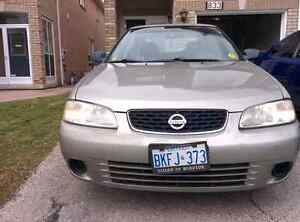 *** SOLD *** 2003 Nissan Sentra GXE [AS IS]