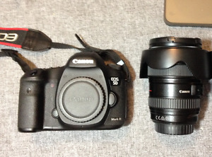 Canon 5D Mark iii BODY ( could include lens also)