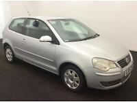 VOLKSWAGEN POLO 2006 MY S 1.2 3 DOOR PETROL MANAUL LOW MILEAGE 1 PRV OWNER