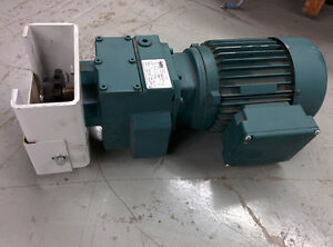 Gearmotors,  Dodge Quantis, 1HP, 44RPM