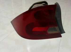 2001-2003 Honda Civic Coupe Tail Light LH Side Used OEM