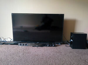 SAMSUNG 55 INC, 3D, HULL H.D. +Smart TV &  HOME ENTAIRTAINMENT