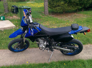 2010 KLX250SF D-Tracker Supermoto *RARE*